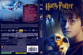 harry potter et la chambre des secrets jaquette dvd de harry potter et la chambre des secrets v2
