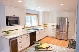 Advance Designing Ideas For Kitchen Interiors Chicago Style Bungalow Kitchen Remodel Maximizes Space
