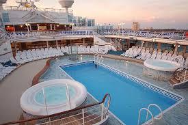 Ruby Princess Baja Deck Plan by Caribbean Princess Deck Plan Planet Cruise