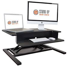 Kangaroo Standing Desk Uk by Adjustable Standing Desk Best Choice Products Height Monitor Riser