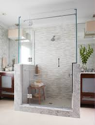 Bathroom Bench Ideas Seating For Walk In Showers Better Homes Gardens