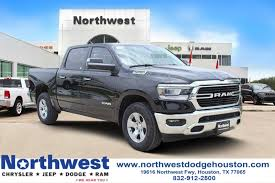 100 Lonestar Truck New 2019 RAM AllNew 1500 Big HornLone Star Crew Cab In Houston