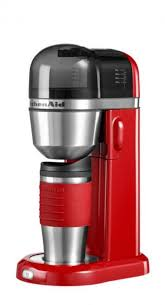 KITCHENAID 5KCM0402EER PERSONAL COFFEE MAKER EMPIRE RED 220 VOLTS