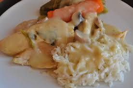 recette poule au pot riz poulet au pot ou blanquette de poulet cuisine avec du
