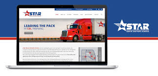 100 Area Truck Driving School Star Dm Design Solutions