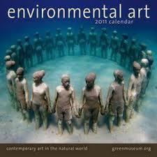 2011 Environmental Art Wall Calendar