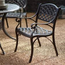 best cast aluminum patio table patio deck hearth shop outdoor