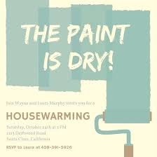 Housewarming Invitation Template 5488 Also Quotes In