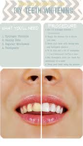 Inexpensive Way to Whiten your Teeth at Home