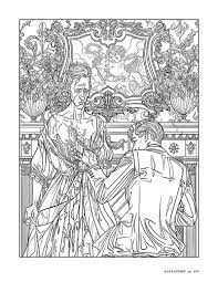 Read A Short Story From Bait Chuck Palahniuks New Adult Coloring Book