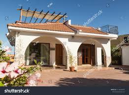 100 Outside House Design Interior Exterior Mediterranean Villa Terraces Stock