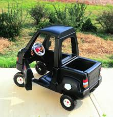 Amazon.com: Little Tikes Black Pick Up Truck: Toys & Games