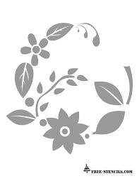 1262 best Flowers Silhouettes Vectors Clipart Svg Templates