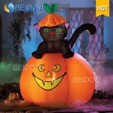 Inflatable Halloween Cat Archway by Halloween House Party Ideas Harvest Decoration Ideas Harvest