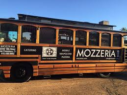 Mozzeria To Launch A Pizza Trolley - Inside Scoop SF Reno Sons Pizza Co Is A Mobile Catering Pizza Truck Serving Wood Outside Catering Buona One Truck Home Wars Nyc Food Film Festival I Dream Of Phreddie Basic Kneads Wood Fired Anywhere Denver Papa Franks Mobile Oven And Kitchen For Sale In Ohio The Best Woodfired Perth China Commercial Trailer Eddies New Yorks Food Fired Gourmet Weddings