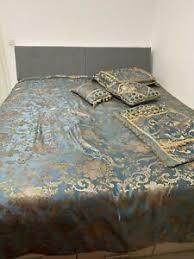 blau gold schlafzimmer möbel gebraucht kaufen ebay