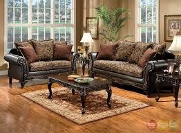 wonderful brown living room sets design leather family room sets