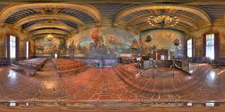 santa barbara county courthouse mural room this is an amaz flickr