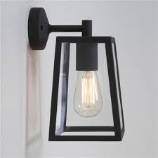 the brilliant and also beautiful black outdoor wall light for home