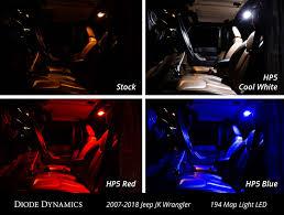 100 Led Interior Lights For Trucks Now Available LED Bulb Kit For 20072018 Jeep JK Wrangler