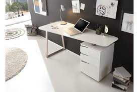bureau ordinateur blanc bureau informatique blanc design trendymobilier com