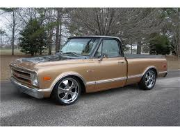 1968 Chevrolet C10 For Sale | ClassicCars.com | CC-1073256 1968 Chevy C10 Pickup Truck Hot Rod Network Chevrolet Malibu Classics For Sale On Autotrader Gmc East Haven New Vehicles Dave Mcdermott C60 Dump Truck Item I4697 Sold December 20 Silverado 2500hd Reviews Chevy 4x4 A Photo Flickriver Classiccarscom Cc10120 Panel 68 Pro Touring Cc1109295 Hemmings Find Of The Day K10 Daily