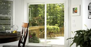 Sliding Door With Blinds In The Glass by Alside Products Windows U0026 Patio Doors Sliding Patio Doors