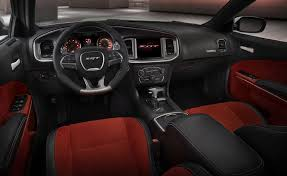 2015 Dodge Charger Srt Hellcat Interior Automotive