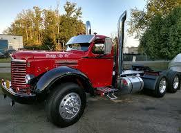 100 1947 International Truck Harvester KB5 Tractor Harvester