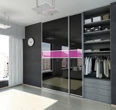 Wardrobes Flat Pack Wardrobes Sliding by Best 25 Glass Sliding Wardrobe Doors Ideas On Pinterest Glass