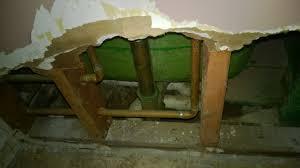 Basement Bathroom Ejector Pump Floor by Bathtubs Fascinating Basement Bathroom Plumbing 142 Bathtub Tile