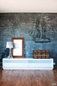 Love The Wallpaper...actually I Like The Whole Thing, Except Maybe ... Interior Wall Papers For Decoration Modest On Home Design Eaging Cool Paint Designs Amusing Wallpapers Interiors 1152 Vinyl Vintage Faux Brick Stone 3d Wallpaper For Bathroom Astonishing Intended 3d Top 10 House Exterior Ideas 2018 Decorating Games Best 25 Damask Wallpaper Ideas On Pinterest Gold Damask Bedroom Trends Making Waves In 2016 Future Fniture 4uskycom 33 Every Room Photos Architectural Digest