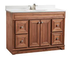 briarwood 48 w x 21 d x 34 1 2 h highland vanity sink drawers