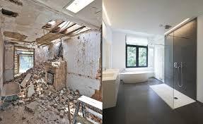 badsanierung wie lange dauert eine renovierung haus