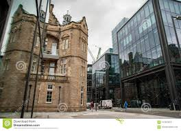 100 Edinburgh Architecture Integration Of Medieval And Modern In Sc