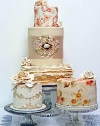 Nevie Pie Cakes Vintage Wedding Cake London