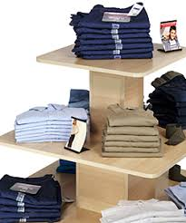 Retail Shelving Storage Displays