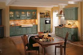 mediterrane landhausküchen warm und gemütlich
