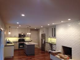 led recessed lighting install and led cabinet lights update