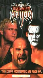 Halloween Havoc 1996 Outsiders by Halloween Havoc For Extreme Wiki Fandom Powered By Wikia