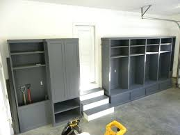 Garage Lockers Custom Built Storage Newton Ma Traditional Shed Apartment