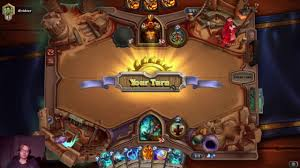 hearthstone control shaman overload spell deck youtube