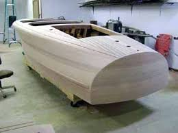 mahogany runabout boat plans google search boat building