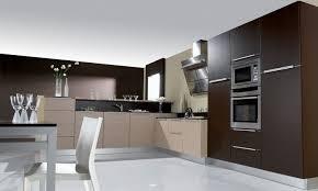 cuisine marron et blanc couleur pour cuisine 105 idées de peinture murale et façade