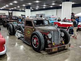 Diamonds Are Forever: Mid-Engined, Hot Rod Diamond T Truck