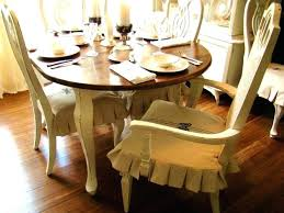 Fashionable Replacement Dining Room Chair Cushions Seat Slipcovers Covers Patterns