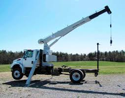 National 300C Series Boom Truck
