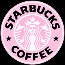 Starbucks Logo Png Transparent Svg Black And White Library