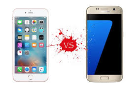 iPhone 6s vs Samsung Galaxy S7 Samsung s KILLING IT in 2016