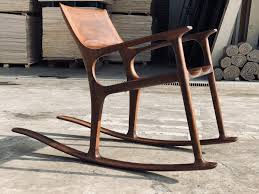 Mandai Rocking Chair | Tombalek Parker Converse Custom Rocking Chairs 10 Best 2019 Building A Modern Plywood Chair From One Sheet Modern To Buy Online Beachcrest Home Kandace Reviews Wayfair 18 Various Kinds Of Simple Wooden To Get And Use In Your Kirkton House Accent Aldi Uk Sika Design Nanny Exterior Touchgoods